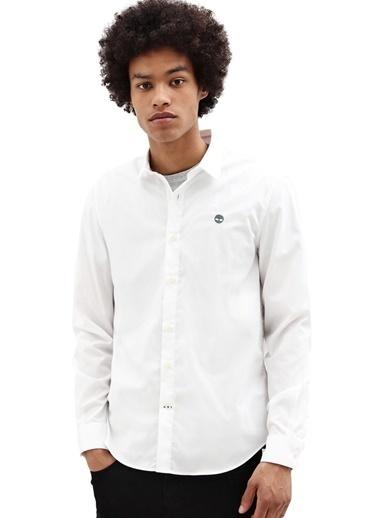 Timberland Gömlek Beyaz
